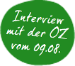 Interview mit der OZ